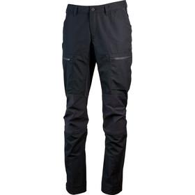 Lundhags Lockne - Pantalones de Trekking Hombre - negro